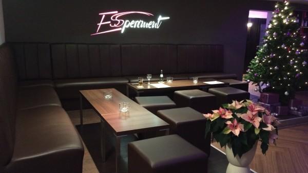 Das Essperiment | Bistro & Restaurant | Lounge Front