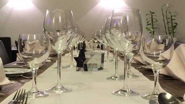 Das Essperiment | Bistro & Restaurant | Table View Back